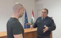 Óriási siker lett a zalai rendőrök baleset-megelőzési kisfilmje, az ÉLET!