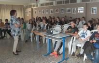 Élménybeszámolót tartottak horvátországi és szlovéniai kirándulásukról a péterfys hetedikesek