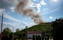 Eloltották a nagykanizsai hulladéklerakó-telepen keletkezett tüzet