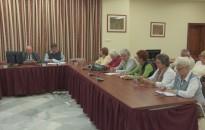 Ülésezett a klubvezetői és az Idősügyi Tanács