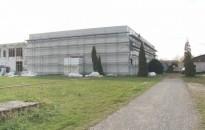 Felújítják a volt Olajbányász Sportcsarnokot