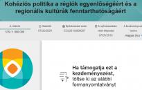 Elkezdődött a nemzeti régiókról szóló európai polgári kezdeményezés online aláírásgyűjtése