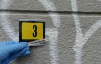 Graffitiket festő fiatalembert fogtak el a keszthelyi rendőrök