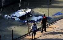 Dunai hajóbaleset - Sikerült kiemelni a hajóroncsot