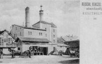 Felújítják a belvárosi Reischl-féle sörházat Keszthelyen