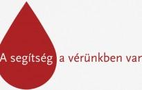 Tejes dobozokkal buzdít véradásra a Magyar Vöröskereszt