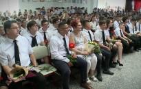 Elballagtak a Kiskanizsai Általános Iskola nyolcadikosai