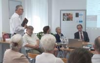 Könyvbemutatóval folytatódott a 90. Ünnepi Könyvhét kanizsai programsorozata