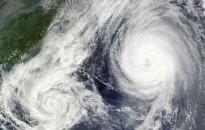 A globális felmelegedés hatására a szélsőséges időjárás válik uralkodóvá