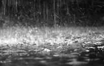 Meteorológiai szolgálat: megdőlt a csapadékrekord szerdán