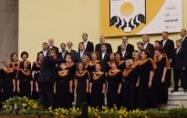 A vegyeskar sikere Riva del Gardában - Bearanyozták a fesztivált