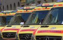 Új mentőautókat vásárol az Országos Mentőszolgálat