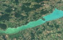 Az megvan, hogy a középkorban Tihany volt sziget, illetve a Balaton déli partjához tartozó félsziget is?