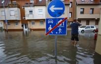 Magyarországon is egyre több az erősen csapadékos nap