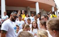 Több mint 1600 gyereket fogad idén a reformátusok balatoni Bárka tábora
