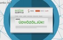 Sikeres az Online Számla rendszer