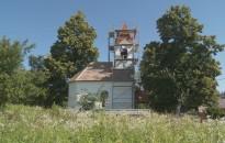 Végéhez közeledik a bagóhegyi kápolna felújítása