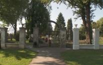 Felújítások a Tripammer úti temetőben