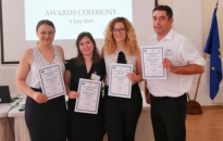 A Nagykanizsai Járásbíróság fogalmazója is ott van a győztes magyar csapat jogászai között