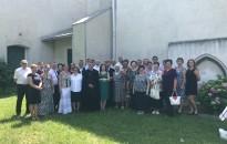 Szalárdon jártak a Nagykanizsai Református Egyházközség tagjai