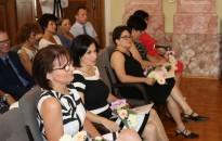 Nagykanizsai Járásbíróság: elismerést kapott dr. Borda Anita bíró a kiemelkedő szakmai munkájáért