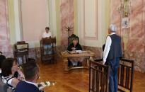 Elismeréseket adtak át a Zalaegerszegi Törvényszéken