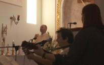 Búcsúi szentmisét tartottak a piarista kápolnában
