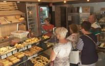 Már pityókás kenyeret is lehet kapni a belvárosban
