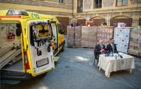 Kásler: 1,6 milliárd forintért szerzett be eszközöket a mentőszolgálat