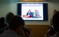 Laptop váltja a gurulós bőröndöt – Újabb sikeres előadás a digitális bíróságokról a Magyar Igazságügyi Akadémián