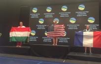 Kanizsai siker a kötélugró világbajnokságon