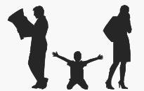 Elvált szülők, egyedül nevelt gyermek: kapcsolattartás a nyári szünetben