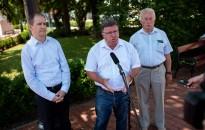 Bemutatta polgármester- és képviselőjelöltjeit a ProBono – a Közjóért, Nagykanizsáért Egyesület