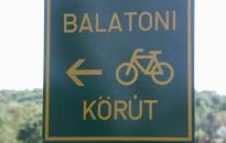 Útépítés miatt lezárják a balatoni bringakör egy szakaszát Balatonberénynél