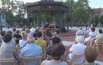 Flamenco est volt az Erzsébet téren