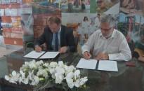 Együttműködési megállapodást kötött a Zalakarosi Fürdő és a Mozgáskorlátozottak Nagykanizsai Városi Egyesülete