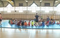 Ismét Nagykanizsán edzőtáboroznak a jövő bajnokai