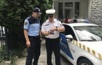 Szlovén és horvát rendőrök Zala megyében