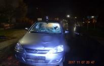 Meghalt a kerékpáros, aki egy Opellel ütközött