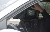 Tispol sebességmérő akciót tart a jövő héten a rendőrség
