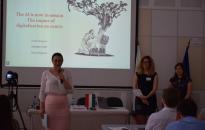 A magyar bírósági fogalmazók szófiai diadalának margójára – jogászportré dr. Krausz Bernadett-tel
