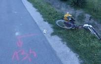 Súlyos sérülést szenvedett a Tótszerdahelyen elütött kerékpáros