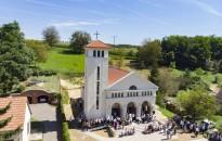 A hét képe – Új templom