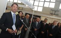 Pályaválasztási kiállítást és szakmabemutatót tartottak a Zsigmondyban