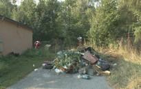 Illegális hulladéklerakókat számoltak fel