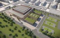 Hamarosan kezdődik a sportcsarnok építése