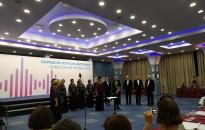 Pozitív élményekkel feltöltve – eredményes volt a Farkas Ferenc Énekegyüttes macedóniai szereplése