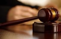 1 év 8 hónap börtön hamis rendszámtáblák és meztelenkedés miatt