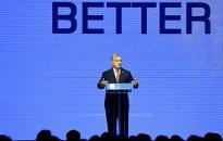 Orbán: nálunk a jövőt nemcsak meg tudják tervezni, hanem meg is tudják valósítani
