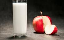 Az idei tanévre is biztosított az iskolai tej- és gyümölcsprogram